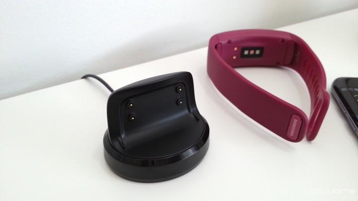 Samsung Gear Fit 2 - Doca de carregamento