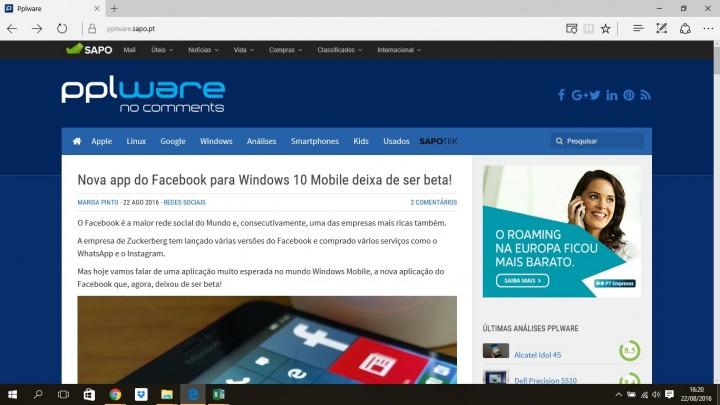 Utilizam o Microsoft Edge_Pplware