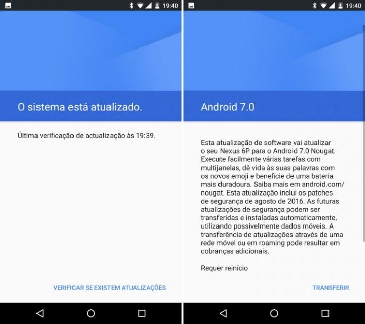 Android Nougat Instalar