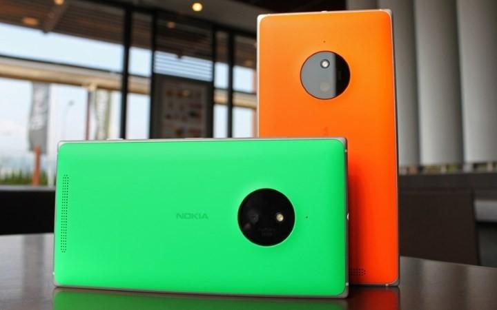 Continuum Lumia 830