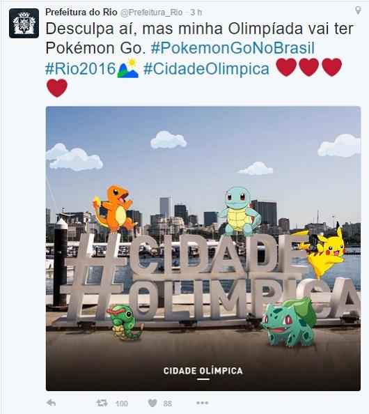 pokemon go brasil