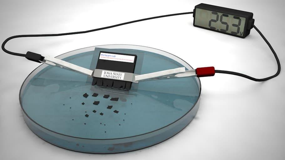 A sua bateria irá auto-destruir-se em 30 minutos...