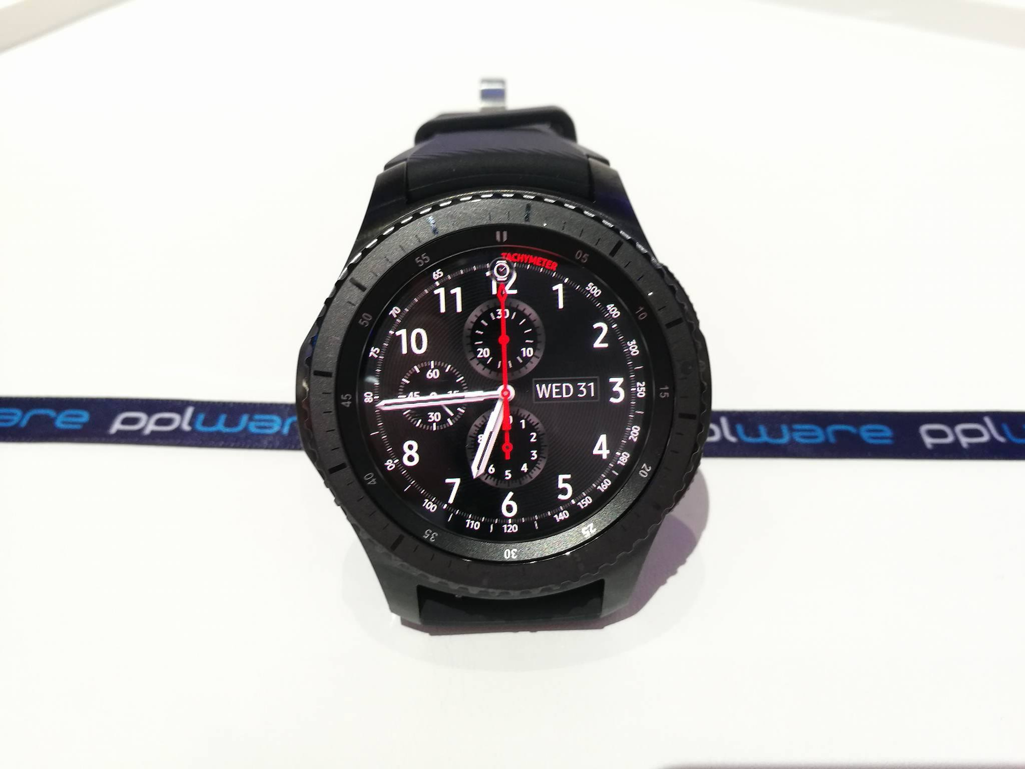 smartwatches Gear S3