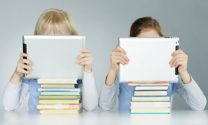 crianças e tecnologia