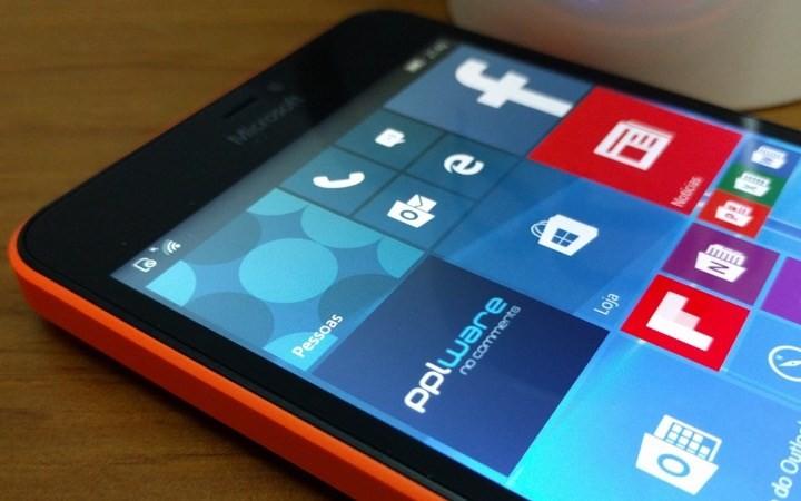 Actualização de Aniversário Windows 10 Mobile