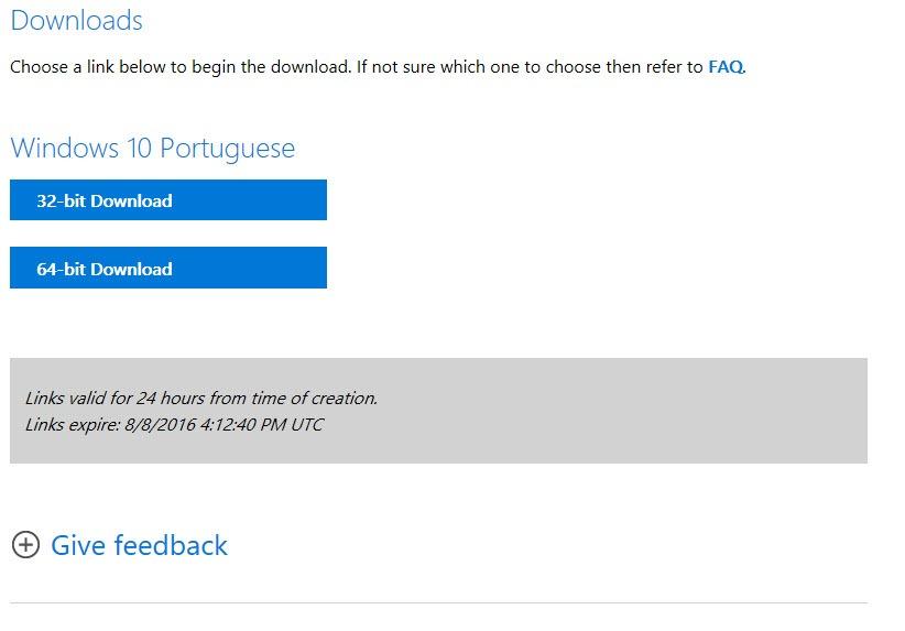 Download: Windows 10 já com a Actualização de Aniversário