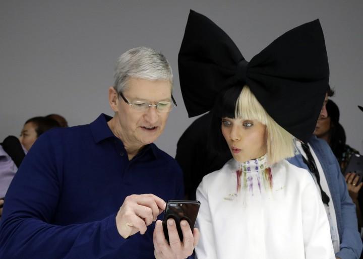 iPhone Realidade Aumentada AR Apple