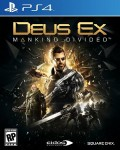 Deus Ex: Mankind Divided (Playstation 4)