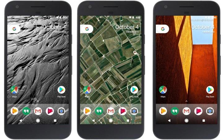 Nexus e Pixel