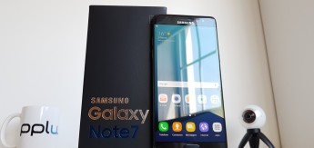 Unboxing - Samsung Galaxy Note7