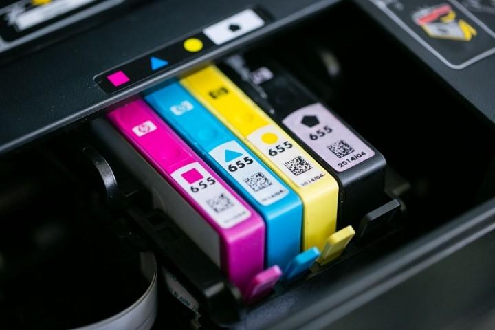 HP tinteiros