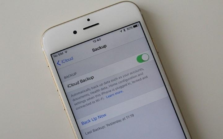 iOS 10 iCloud