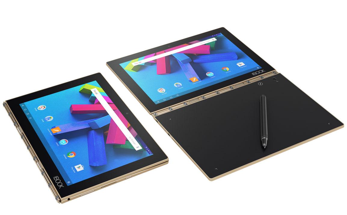 8fa7336e2 Lenovo Yoga Book  o mais leve e fino tablet 2-em-1 do mundo