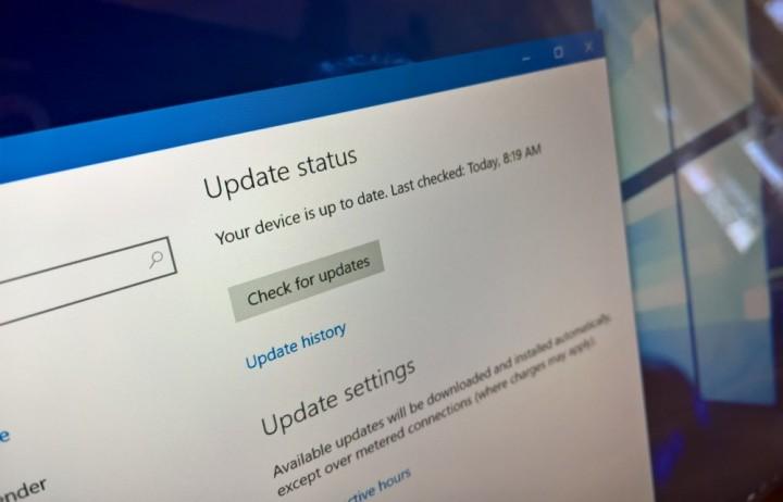 Windows 10 Actualização