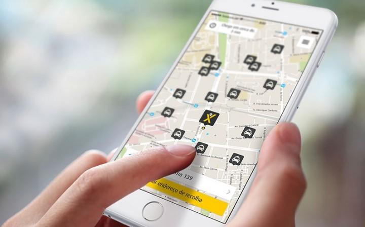 mytaxi – A forma mais simples de apanhar um táxi