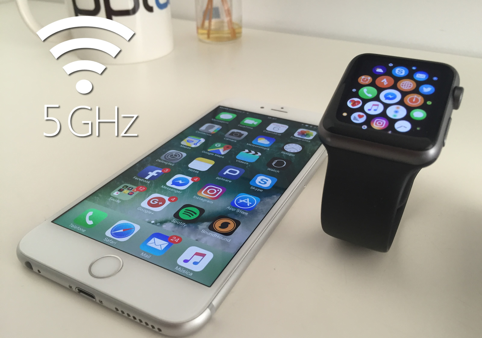 how to connect the apple watch to wifi