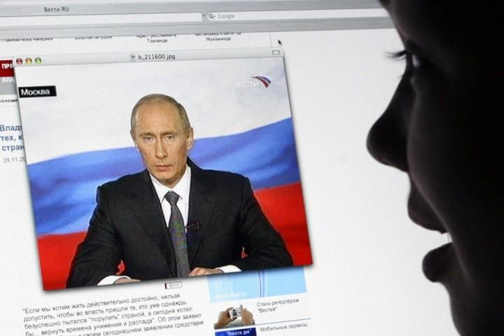 Rússia Microsoft