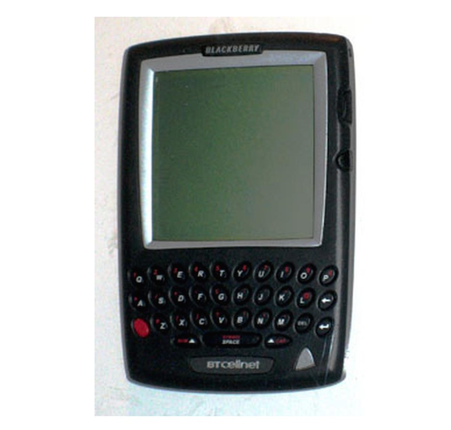 BlackBerry 5820 (2001)