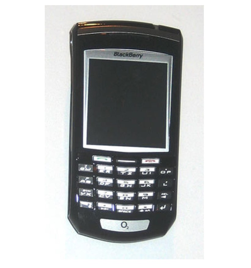 BlackBerry 7100X (2005)