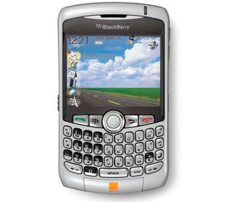 BlackBerry Curve 8320 (2007)