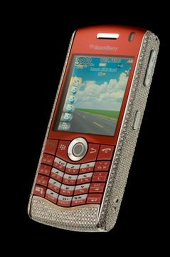 BlackBerry Pearl 8120 (2008)