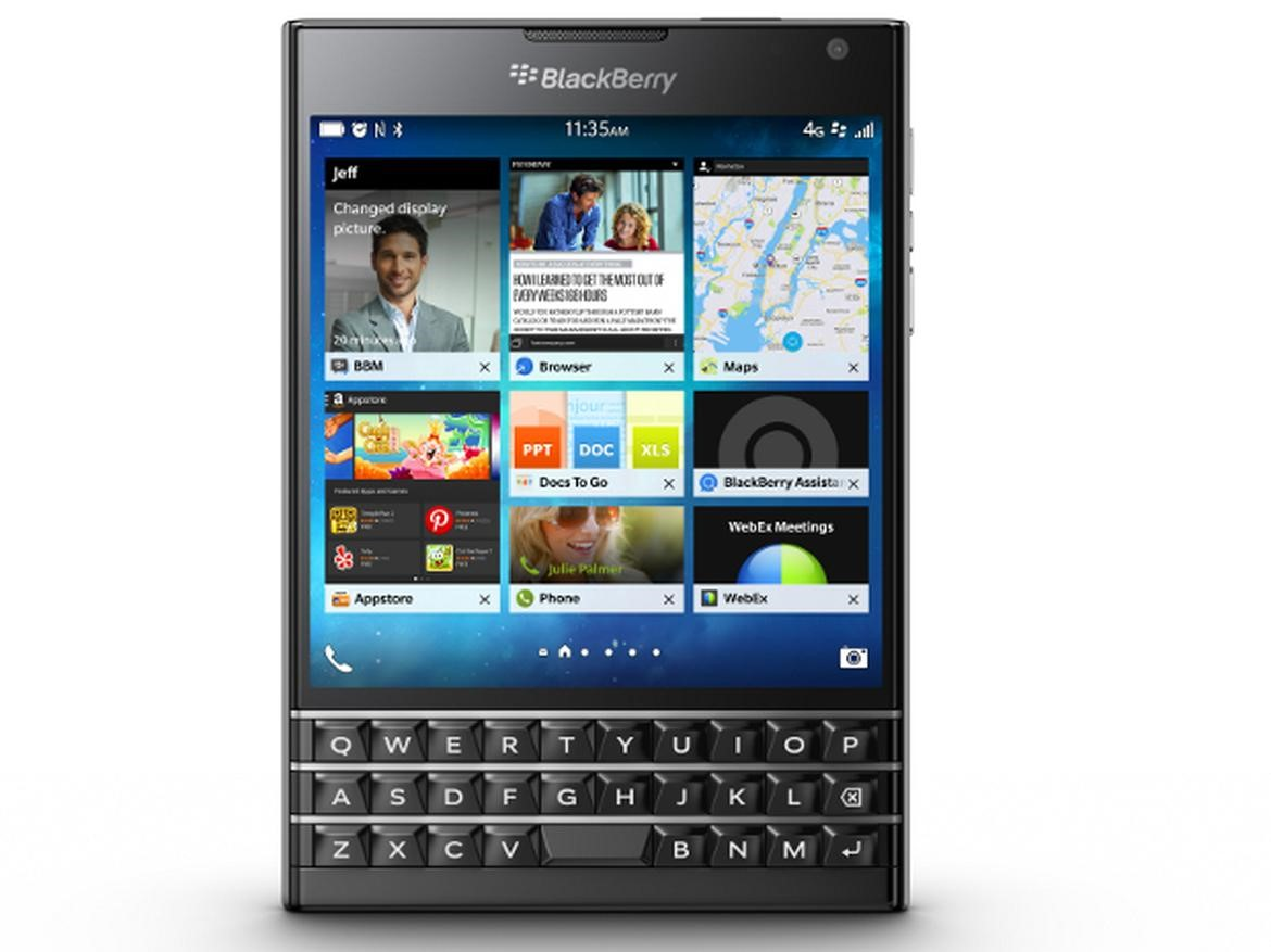 BlackBerry Passport (2014)