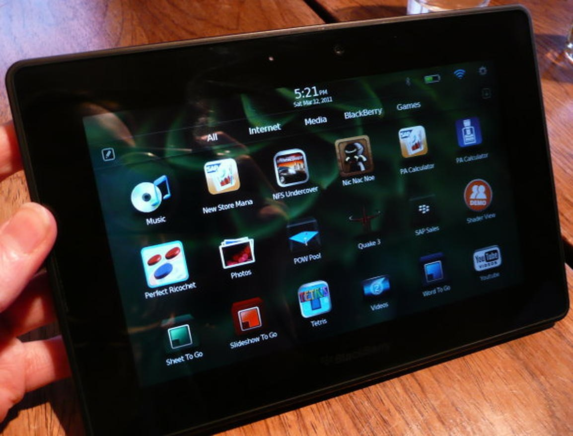 BlackBerry PlayBook (2011)