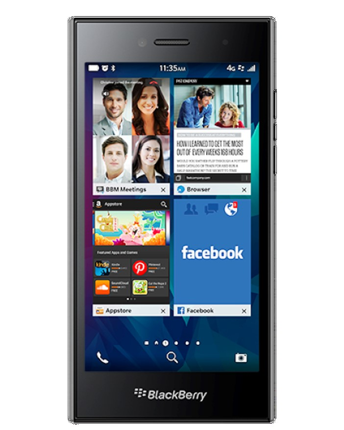 BlackBerry Leap (2015)