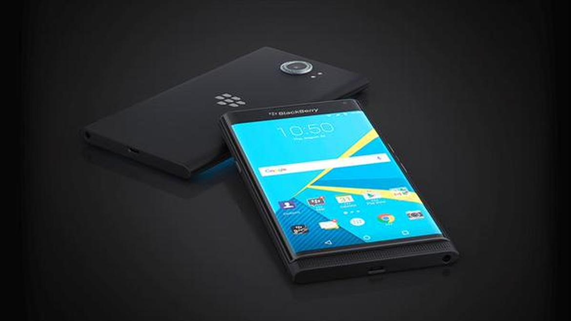 BlackBerry Priv (2015)