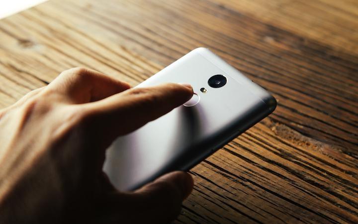 Controle o seu Android com o leitor de impressões digitais