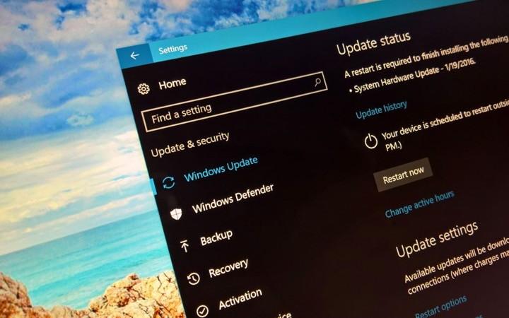 Windows 10 KB3194798