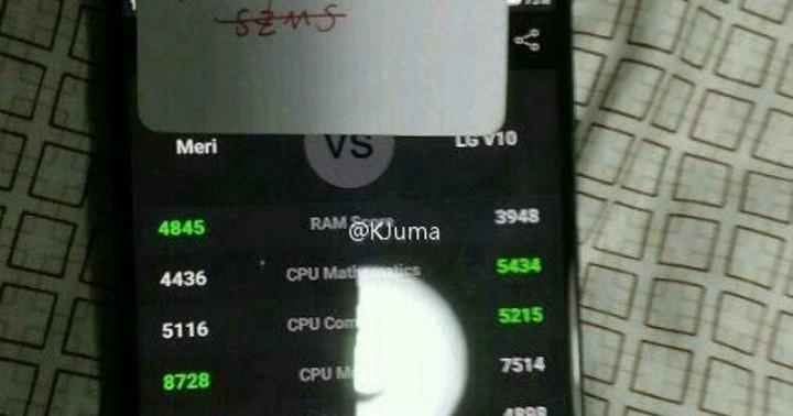 Xiaomi meri - processador xiaomi