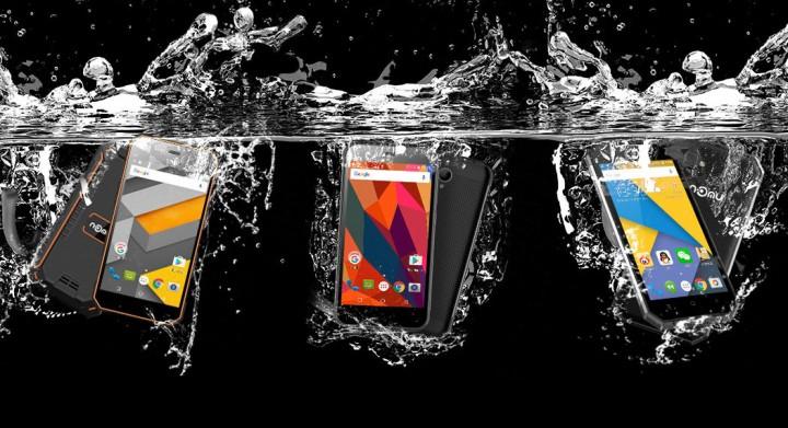 Quer um smartphone à prova de água? Conheça a oferta da Nomu
