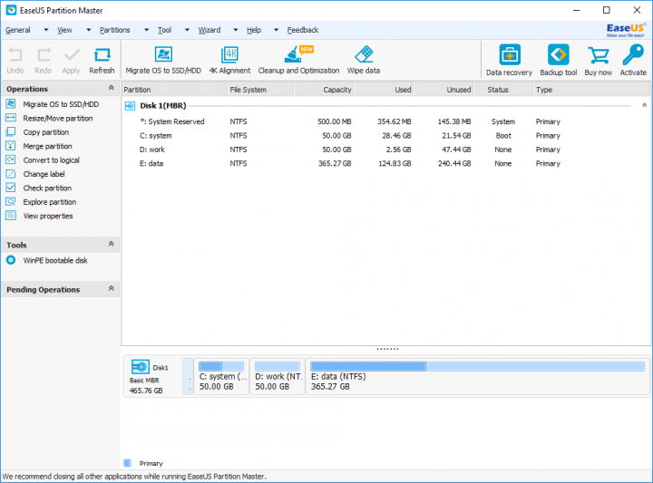 partition-manager