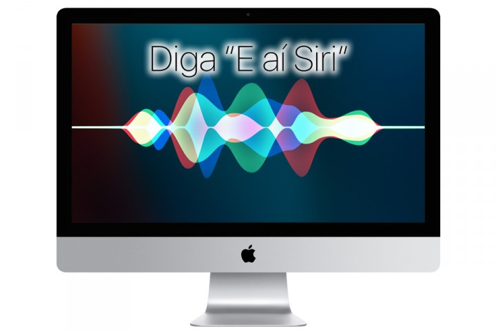 Como activar o SIRI com o 'E aí Siri' no macOS Sierra