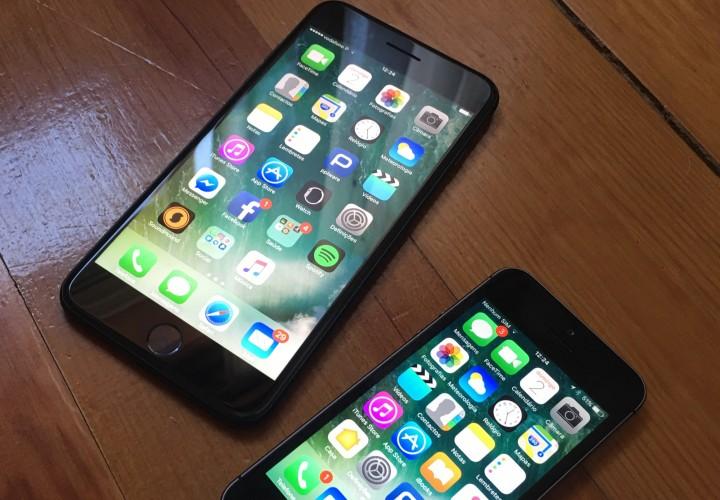 iOS 10 da Apple já corre em mais dispositivos que o iOS 9