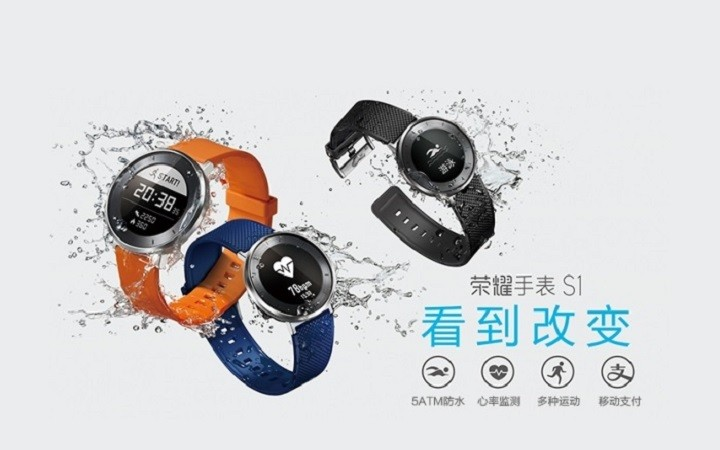 smartwatch honor s1