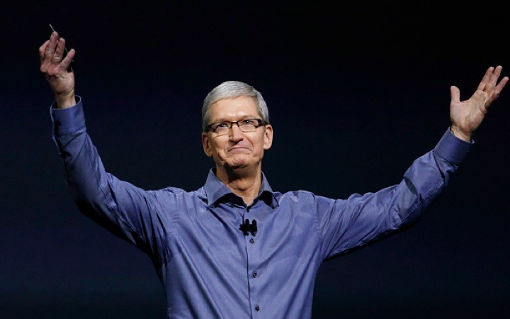 Tim Cook Apple empresas nova compra