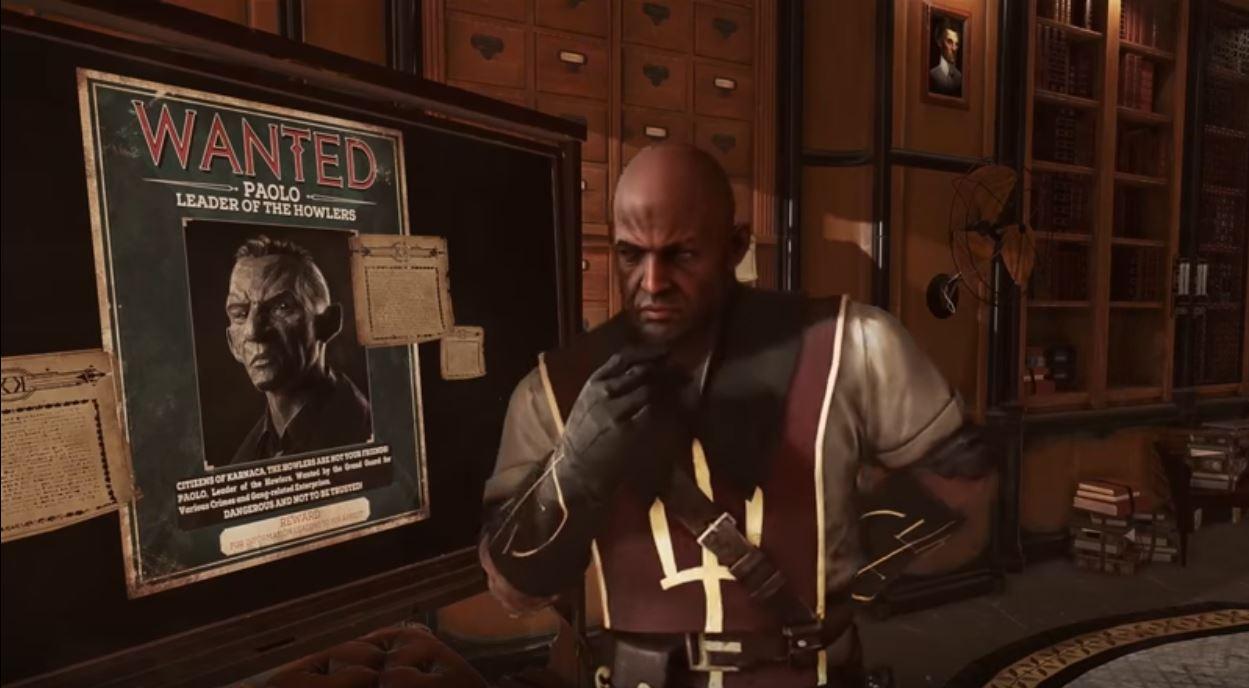Chegou o trailer de lançamento de Dishonored 2