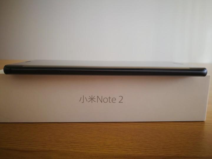 Mi Note 2 - direito