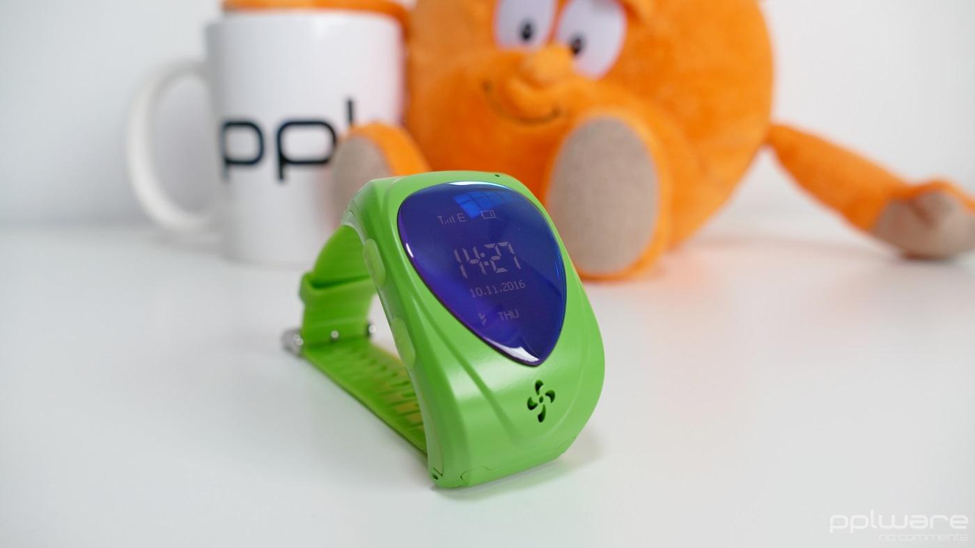 Análise: relógio T18 Tracker Kid