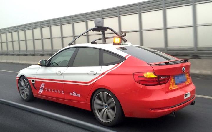 Baidu BMW