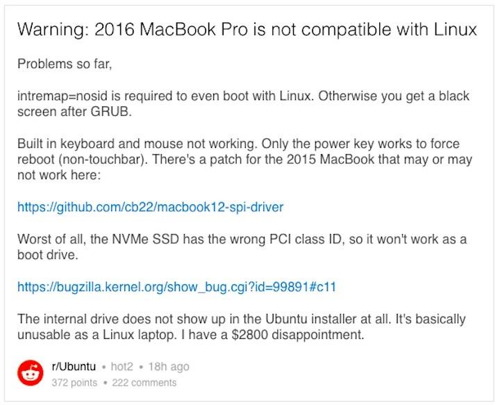MacBook Pro Reddit