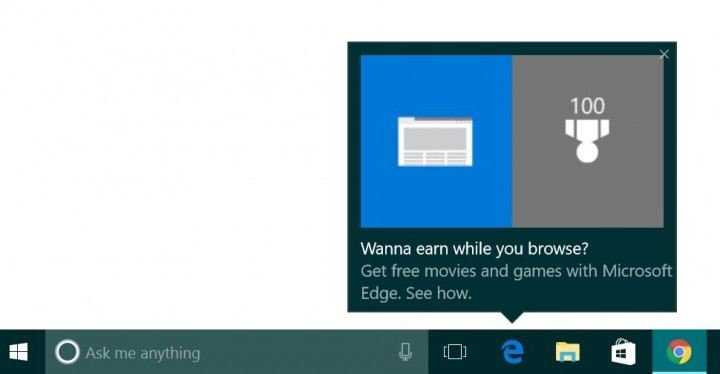 Windows 10 Edge