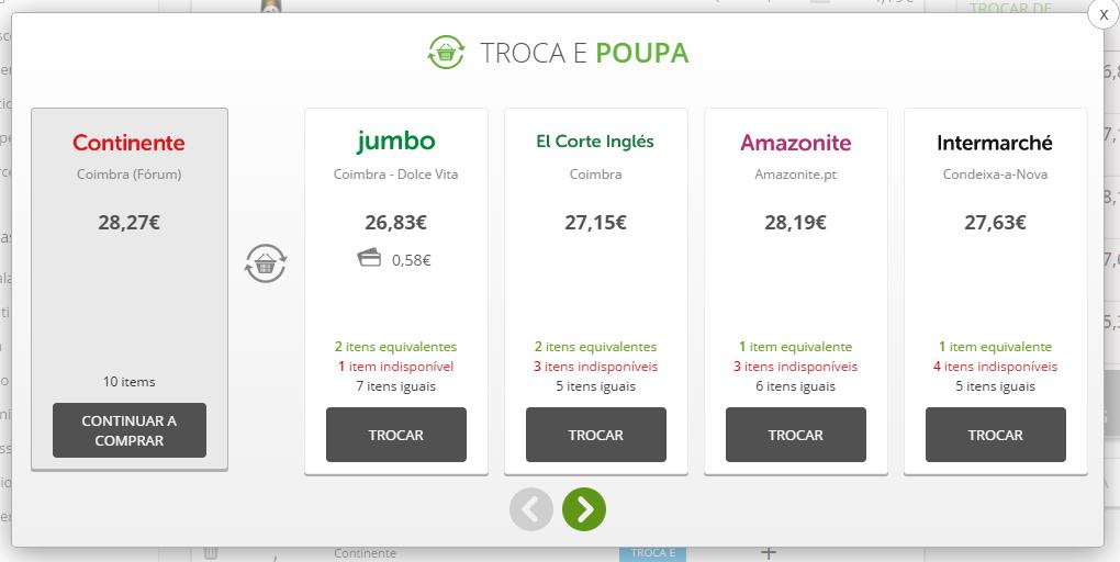 79fcb7ace Comparativo Supermercados Online  Qual o melhor serviço  - Pplware