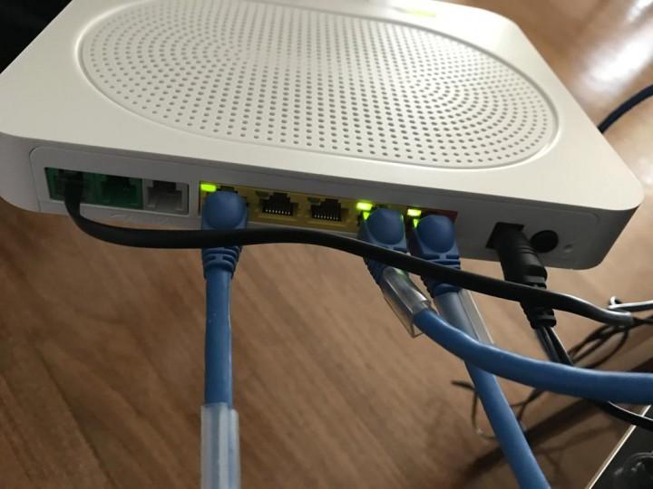 TG789vac v2: O novo router super rápido da MEO