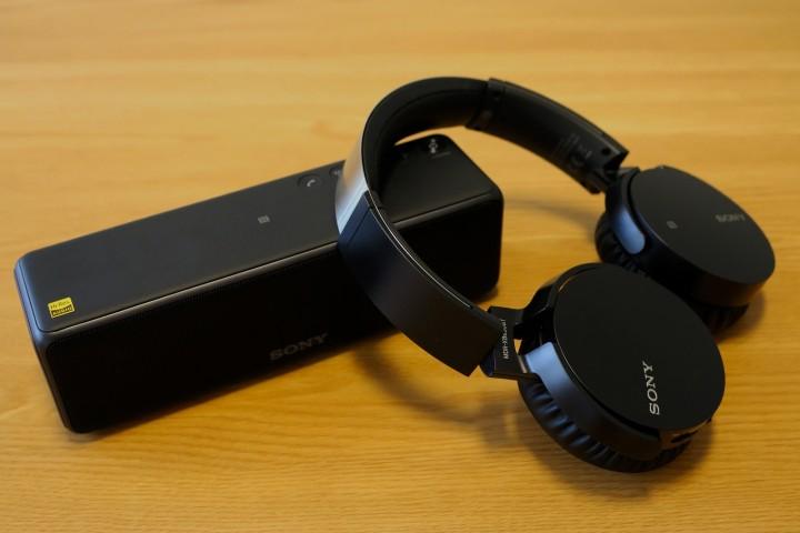 Sony h.ear go e Sony bluetooth EXTRA BASS XB650BT