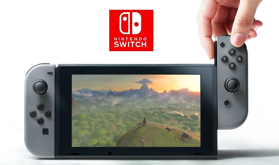 Nintendo Switch - Nova apresentação a 13 de Janeiro