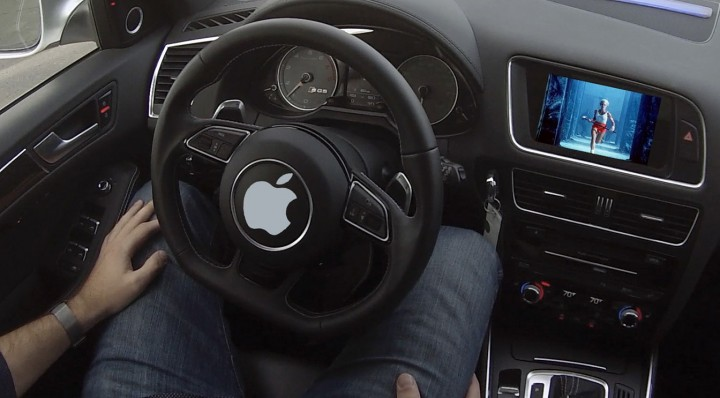 Carro Apple