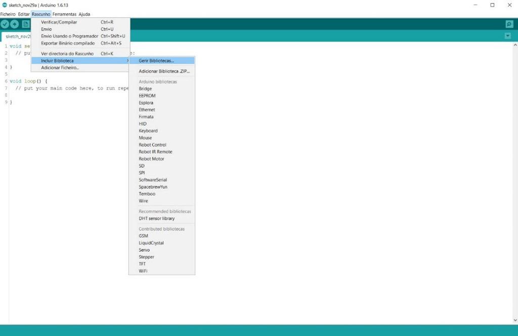 Vamos programar com o Arduino - #2: Bibliotecas